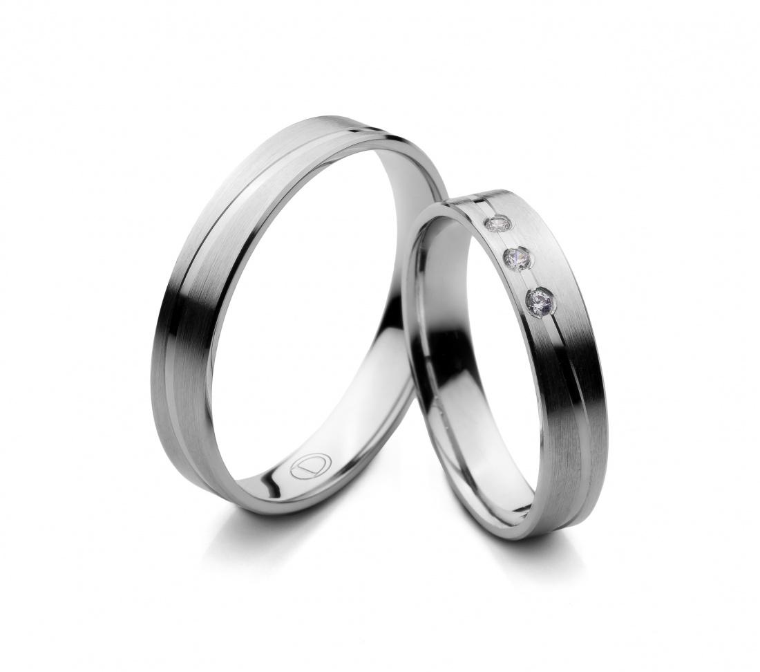 snubní prsteny 4162