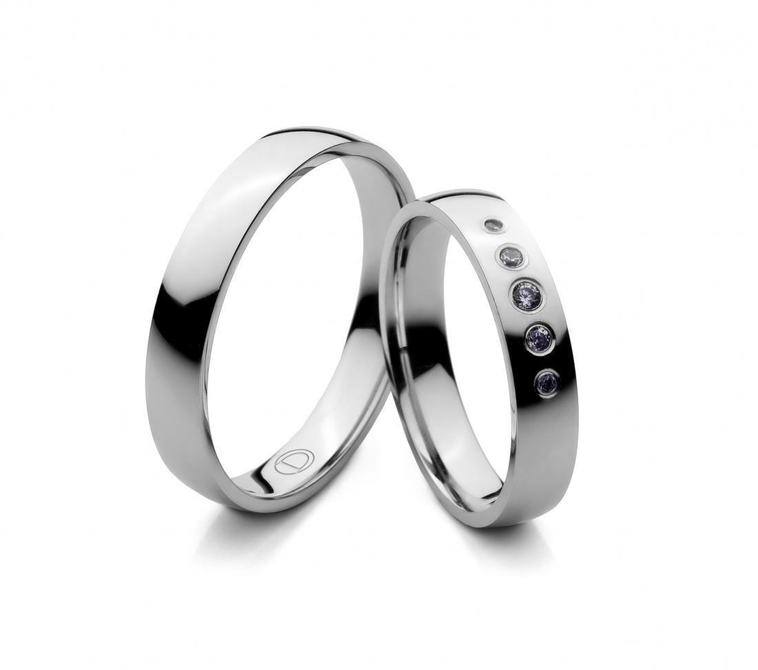 snubní prsteny 4159
