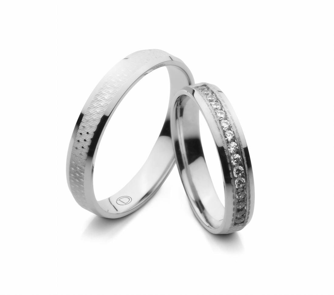 snubní prsteny 4037