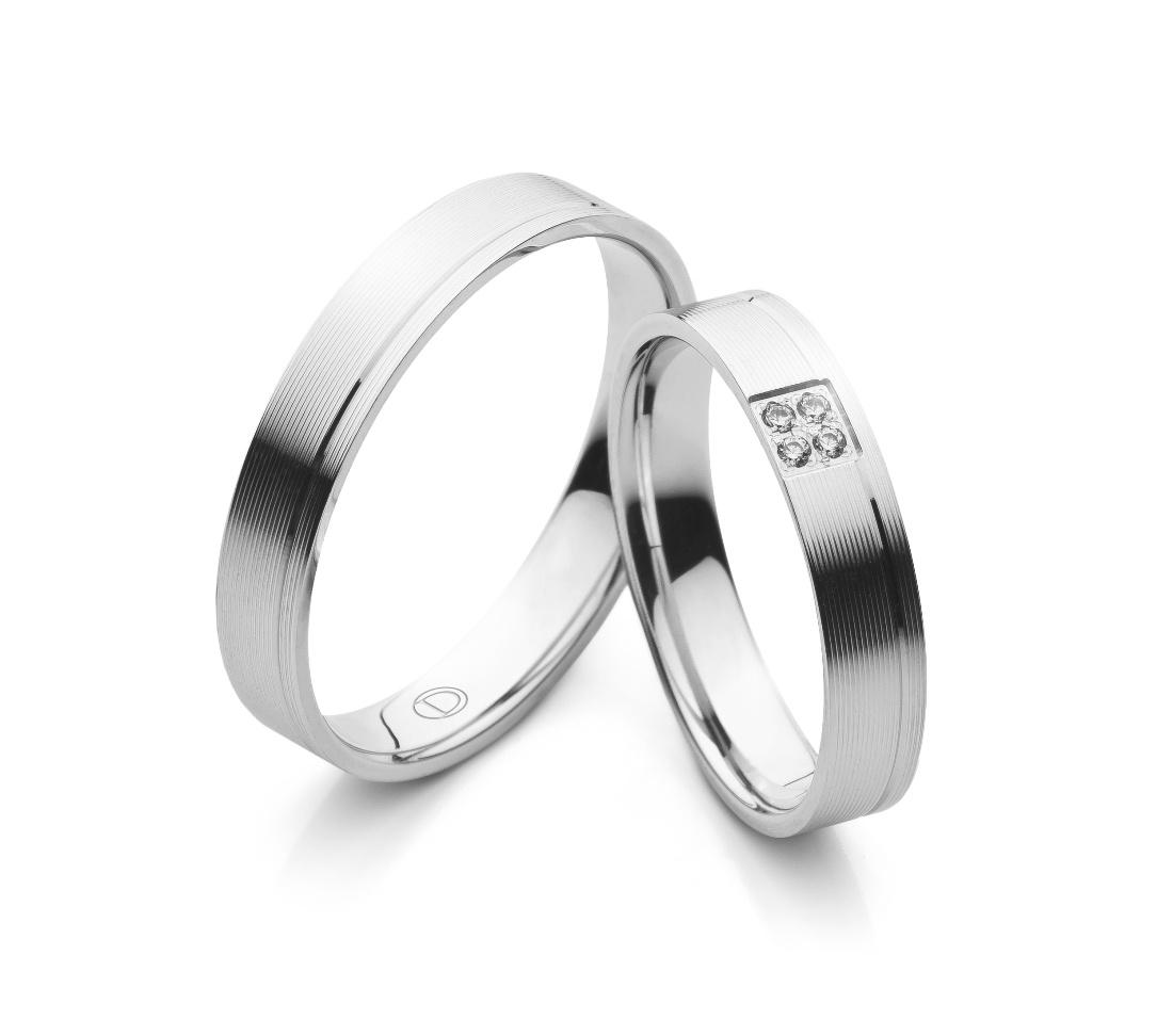 snubní prsteny 4105