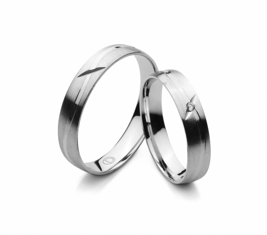 snubní prsteny 4029
