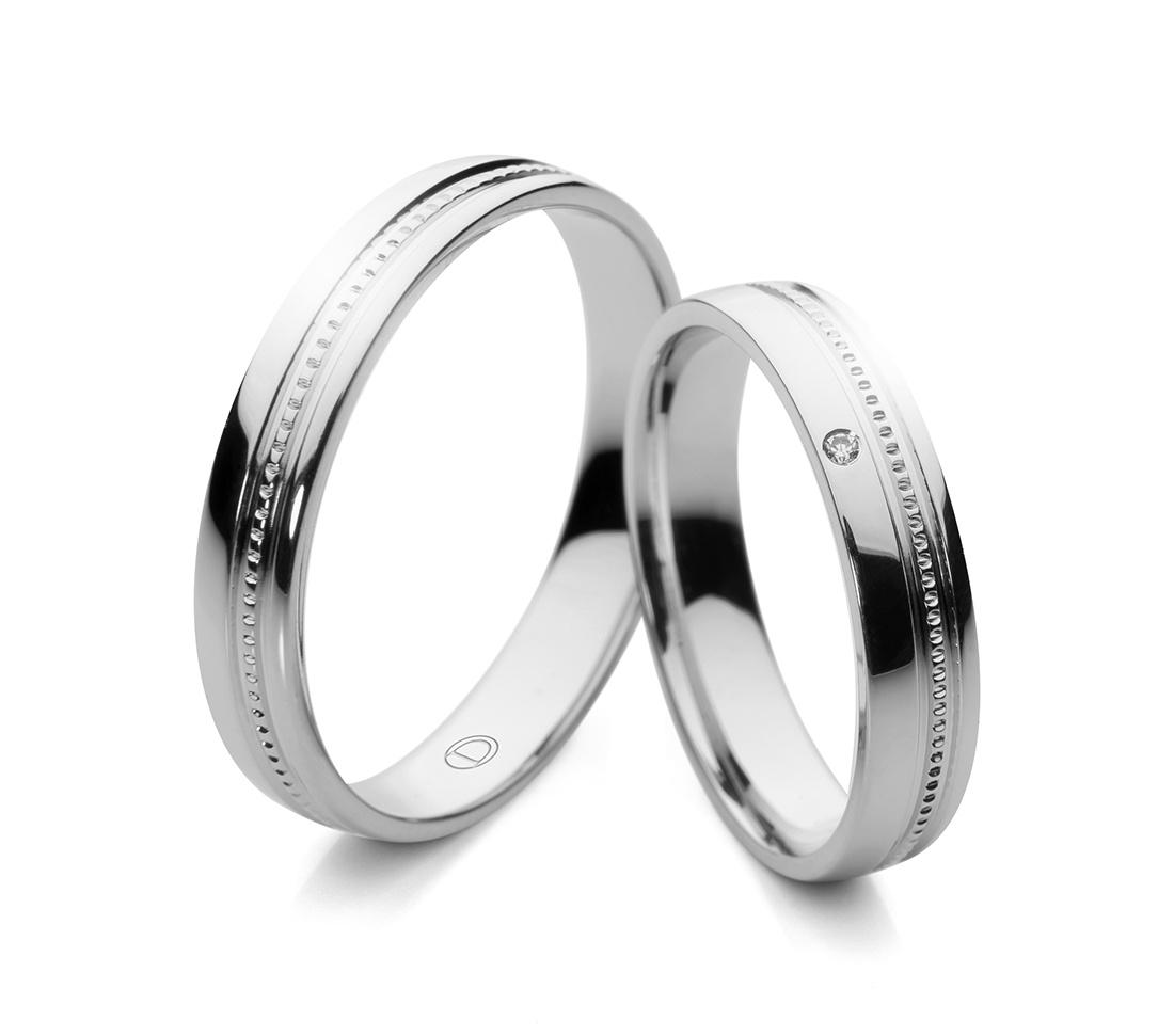 snubní prsteny 4215