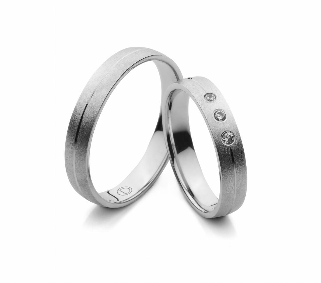 snubní prsteny 4107