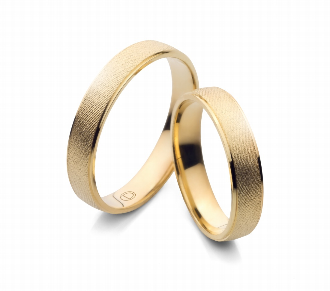snubní prsteny 4098