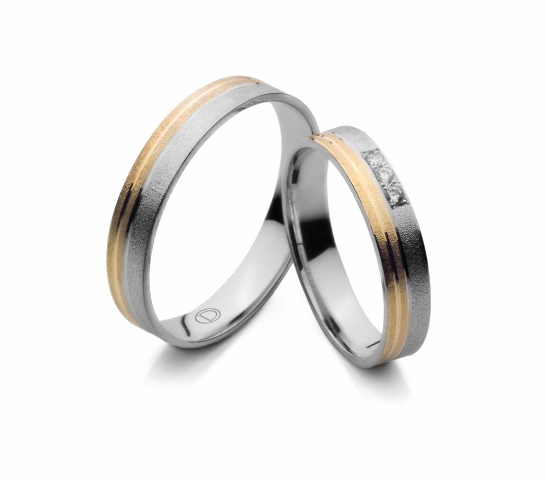 snubní prsteny 4129