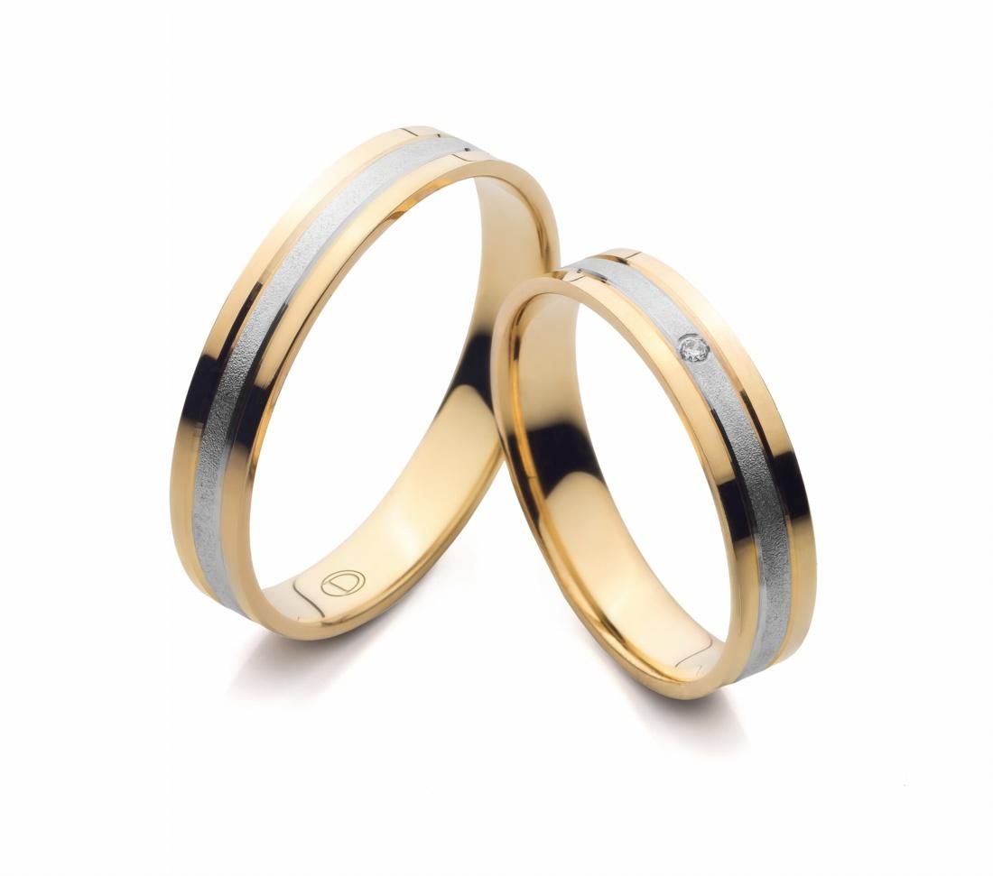 snubní prsteny 4082