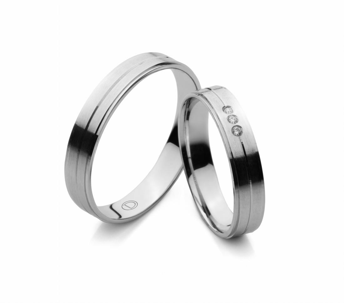 snubní prsteny 4109