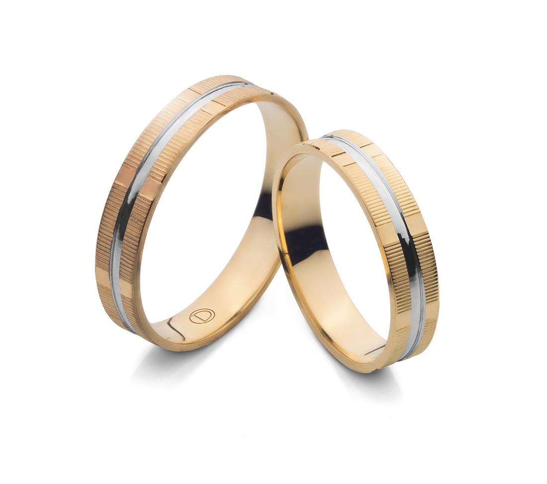 snubní prsteny 4085