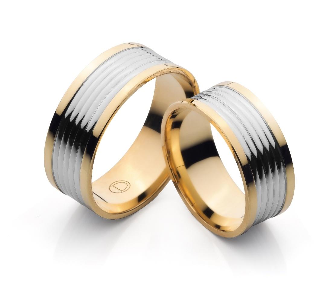snubní prsteny 8014