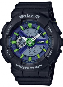 hodinky CASIO BA 110PP-1A