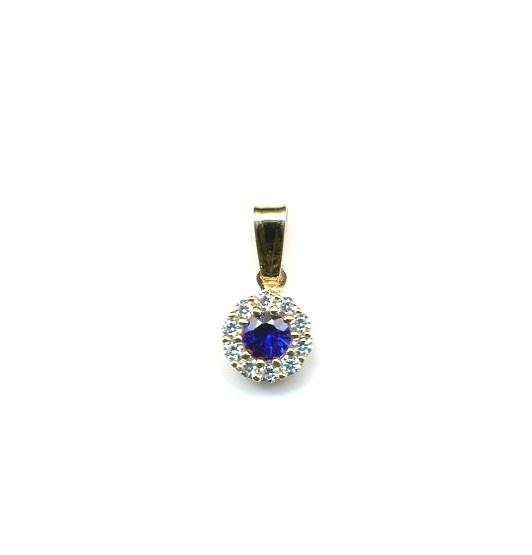 Šperk 96/3070/BLU/PE